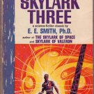Skylark Three, E.E. Smith, Vintage Paperback Book, Pyramid #F-924, Science Fiction