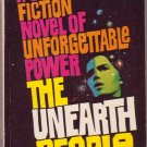 The Unearth People, Kris Neville, Vintage Paperback Book, Belmont #B50-843, Science Fiction