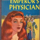 The Emperor's Physician, J.R. Perkins, Vintage Paperback, Pocket Bokks #481, Religion