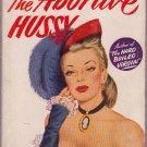 The Abortive Hussy, Jack Woodford, Vintage Paperback Book, Avon #146, Sleaze, Romance