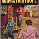 Man On the Tightrope, Neil Paterson, Vintage Paperback Book, Avon #552, Cold War Drama