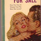 Romance For Sale, Maysie Greig, Vintage Paperback Book, Bantam #110