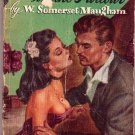 The Gentleman In the Parlour, Maugham, Vintage Paperback Book, Avon #129, Romance