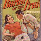 Burial of the Fruit, David Dortort, Vintage Paperback Book, Avon #183, Juvenile Delinquency