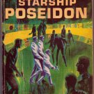 The Wizard of Starship Poseidon/Let the Spacemen Beware, Vintage Paperback Book, Ace #F-209, Sc-Fi