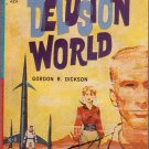Delusion World/Spacial Delivery, Paperback Book, Ace Double #F-119, Science Fiction, Sci-Fi, PBO