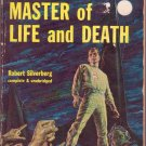 Master of Life and Death/The Secret Visitors, Vintage Paperback Book, Ace #D-237, Sci-Fi, PBO