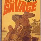 Fear Cay, Doc Savage, Kenneth Robeson, Vintage Paperback, Bantam, Adventure