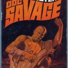 The Monsters, Doc Savage, Kenneth Robeson, Vintage Paperback Book, Bantam, Adventure