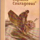 Captains Courageous, Kipling, Vintage Paperback Book, Bantam #58, Classics, Adventure