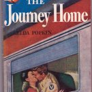 The Journey Home, Zelda Popkin, Vintage Paperback, Pocket Book #364, War, Romance