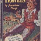 Gulliver's Travels, Jonathan Swift, Vintage Paperback Book, Quick Reader #136, Adventure, Classics