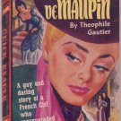 Mademoiselle deMaupin, Theophile Gautier, Vintage Paperback Book, Quick Reader #138, Gay, Lesbian