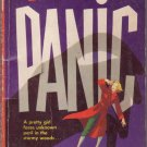 Panic, Helen McCloy, Vintage Paperback Book, Dell Mapback #369, Murder, Mystery, Detective
