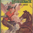 Outlaw On Horseback, Will Ermine, Vintage Paperback Book, Dell Mapback #284, Western
