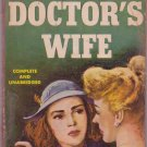 Doctor&#39;s Wife, Maysie Greig, Vintage Paperback, Pocket Books #463, Romance