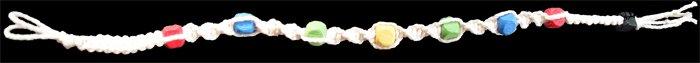 Simple Macrame Bracelet