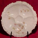 ANTIQUE GERMAN  OYSTER PLATE CIRCA 1930, op76