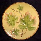 VINTAGE GERMAN MAJOLICA POTTERY PLATTER   ZELL, gm334