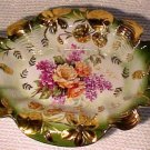 FABULOUS ANTIQUE GERMAN PORCELAIN TRAY, gp15