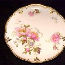 BEAUTIFUL HANDPAINTED  LIMOGES PLATE c.1900, L7