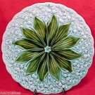 ANTIQUE GERMAN MAJOLICA POTTERY PLATE circa 1912-1928, gm385