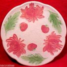 ANTIQUE GERMAN MAJOLICA POTTERY PLATE SCHRAMBERG SMF, gm21