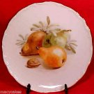 BEAUTIFUL VINTAGE GERMAN PORCELAIN POTTERY PEARS PLATE, p17