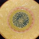 ANTIQUE GERMAN MAJOLICA Pottery PLATE ZELL c.1907-1928, gm228