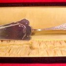 Antique French Silver Cake Server, m8