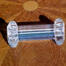 Antique French Victorian Crystal Knife Rest, gl53