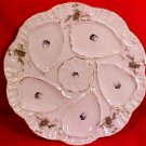 ANTIQUE GERMAN AUSTRIAN OYSTER PLATE CIRCA 1876, op183