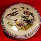 Large Limoges Dresser Box Birds of Paradise, L190