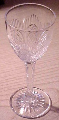 1930's French Crystal de Saint Louis Liqueur Glass, gl14