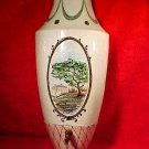 Large Vintage Italian Majolica Faience Hand Painted Wall Art Pocket c.1950's, im67