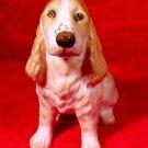 Vintage Mid-Century English Fine Bone China Springer Spaniel Dog Figurine c.1950, p147
