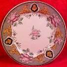 Antique Luneville French Faience Plate c.1880, ff210
