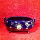 Antique Luneville Bleu de France French Majolica Jardiniere Planter, fm863