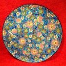 Vintage Emaux de Longwy Enameled Platter, fm869