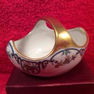 Antique Haviland Limoges Factory Decorated Open Sugar Basket Bowl, L255