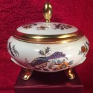 Vintage German Porcelain Dresser Box c1950's, p223