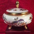 Vintage German Porcelain Dresser Box c1950's, p223