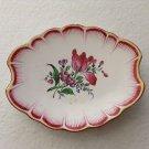 Antique French Faience de L'Est Luneville Butter Pat c.1800's, ff308