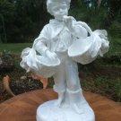 Beautiful English Copeland Spode Fine Porcelain Boy Figurine, p240
