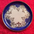 Lovely German Porcelain Butter Pat, p201