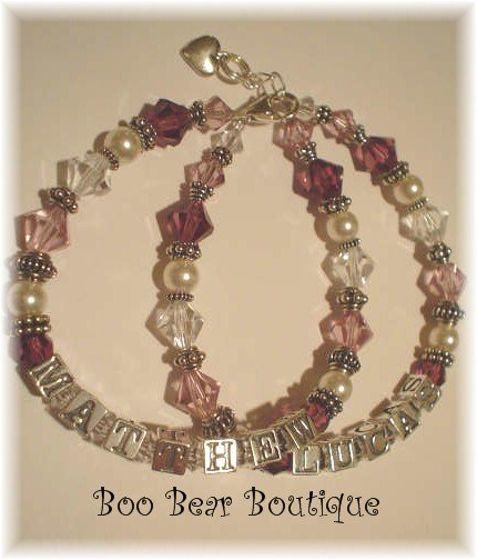 Double Strand Mothers Bracelet