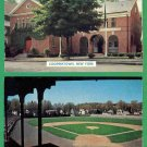 10 Different Baseball Hall Of Fame Museum Postcards - Cooperstown New York