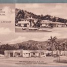 1 - Tower Motor Hotel - Hollywood CA - Vintage Postcard