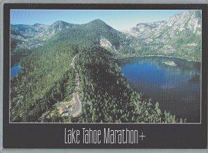 2 - Lake Tahoe Marathon Postcards -  2006
