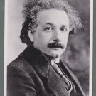 1 - Albert Einstein Postcard - Hebrew University Portrait Photo